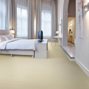 Marmoleum Striato Original white cliffs