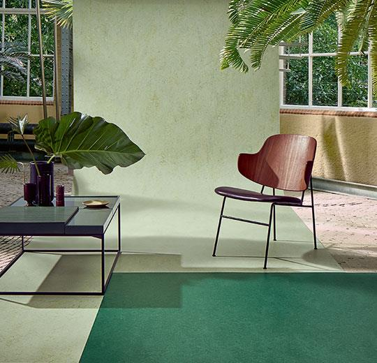 Marmoleum fresco Hunter Green
