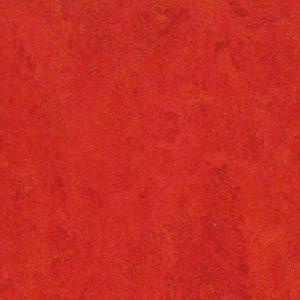 Marmoleum fresco Scarlet