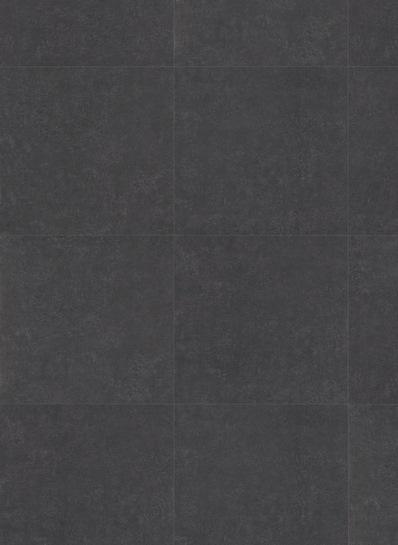 Pvc click Rigid Core Tile 8801 Natural Stone Black
