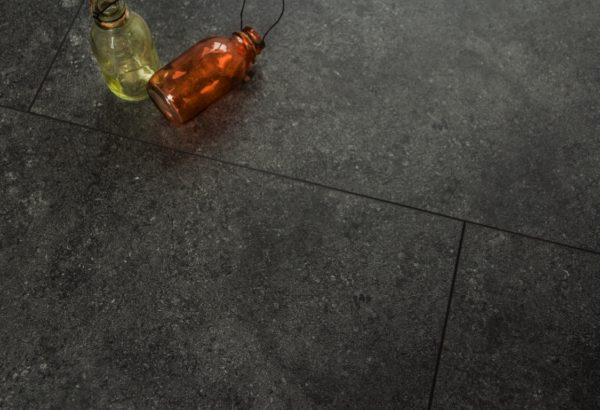 Pvc click Rigid Core Tile 8802 Natural Stone Antra