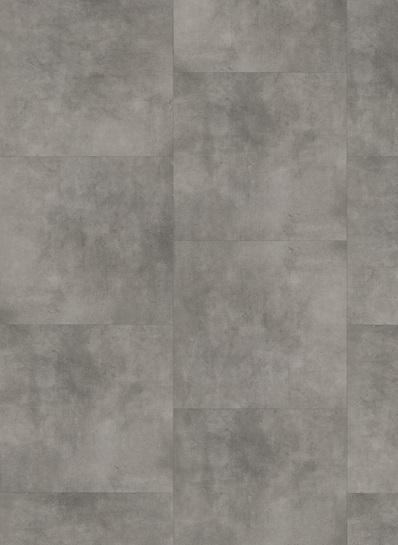 Pvc vloer Pure Tile 8506 Basalt Light Grey
