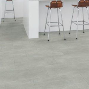 Quickstep pvc Ambient Click AMCL40050 Beton warmgrijs
