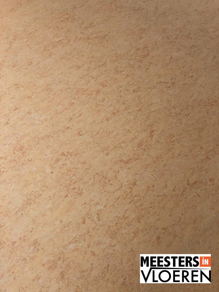 marmoleum vloer leggen in school rotterdam