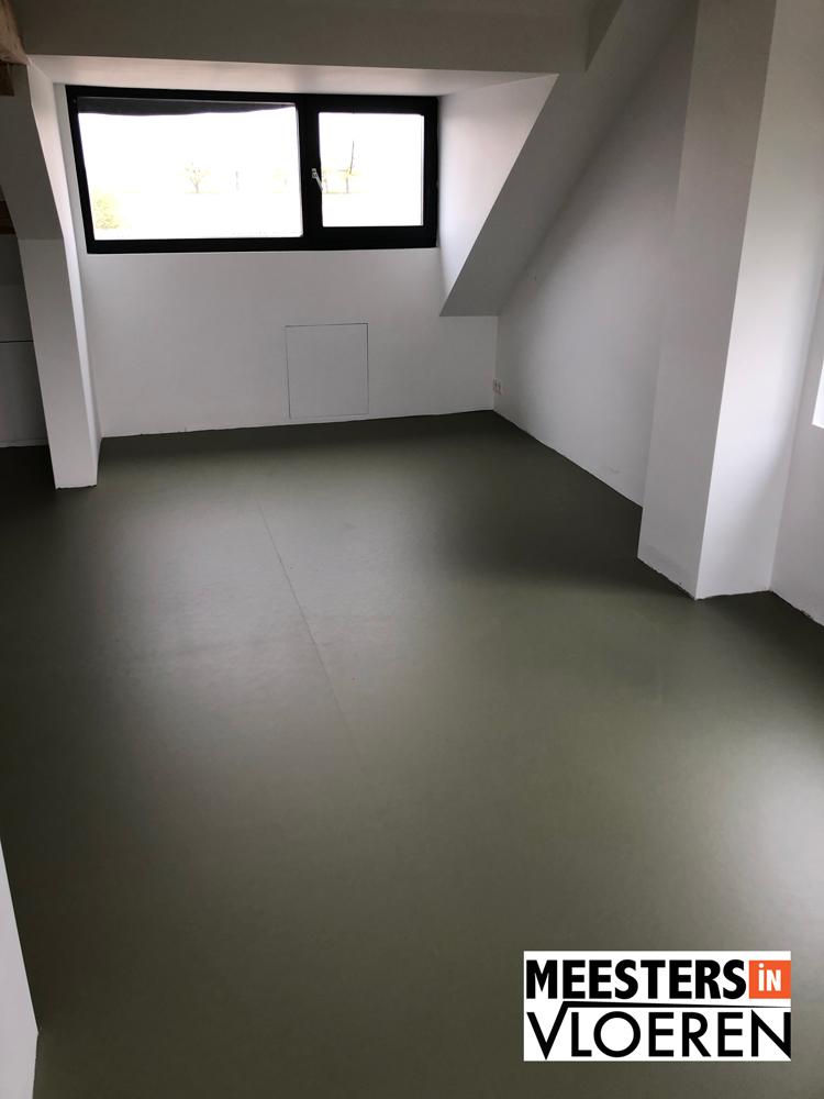 Marmoleum walton vloer